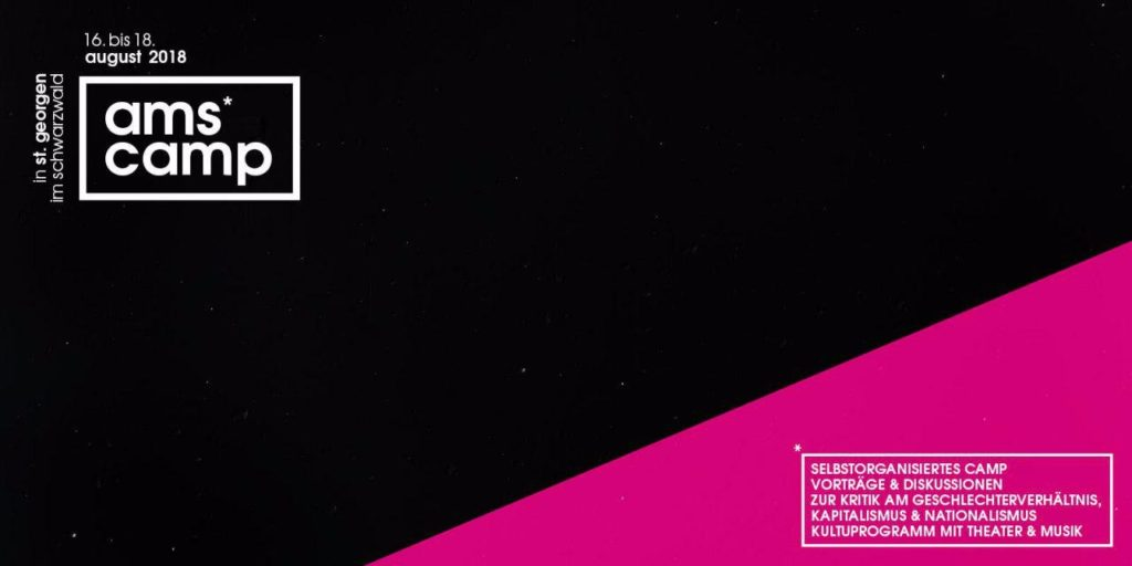 AMS Plakat Design 2018