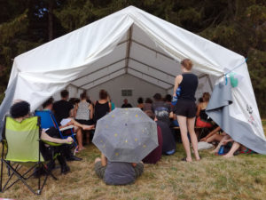 Camp Impressionen No. 2