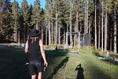 arbeitsbild aus dem stoecklewald